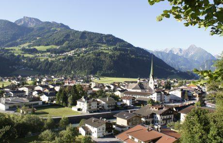 Tage die Bleiben Roswitha Birk-Becht Zillertal Seminar Ausblick